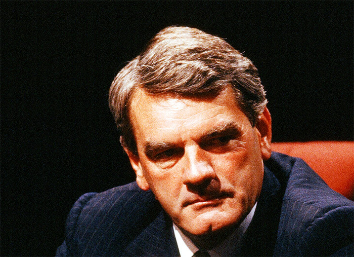<p>Image of David Irving appearing on 'After Dark' in 1998, by Open Media Ltd. - Open Media Ltd, CC BY-SA 3.0, https://commons.wikimedia.org/w/index.php?curid=62887197</p>