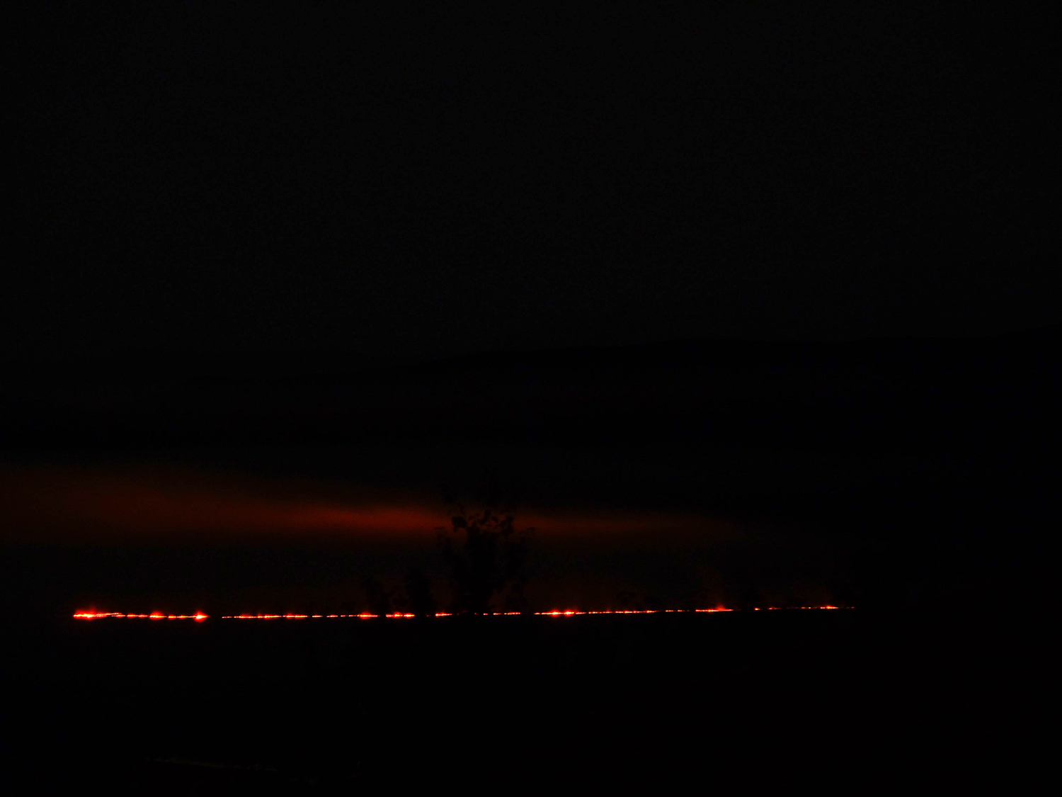 <p>An eerie spectacle created by farmers burning their fields by night. The technique can improve soil fertility and kill pests, but also emits greenhouse gases and air pollution.<br /></p>