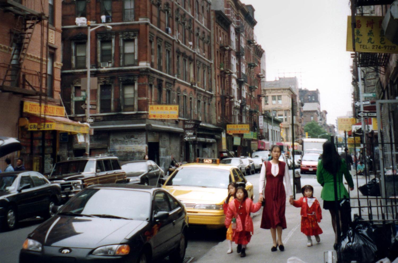 <p>A moment in Manhattan.<br /></p>